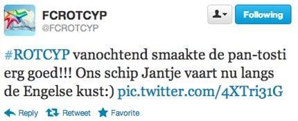 FrieslandCampina_ROTCYP_Tweet