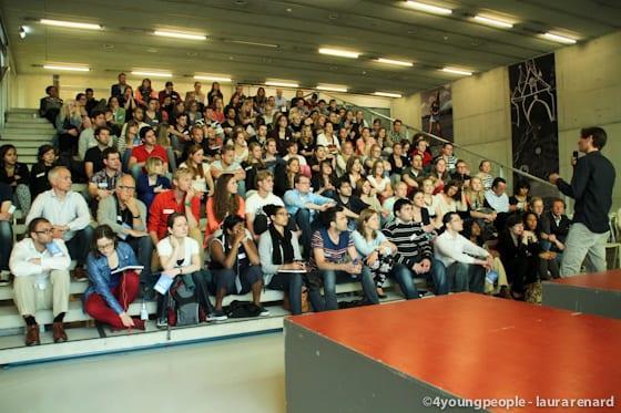 www.4youngpeople.nl summer school 2013