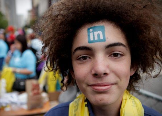 Solliciteren en LinkedIn