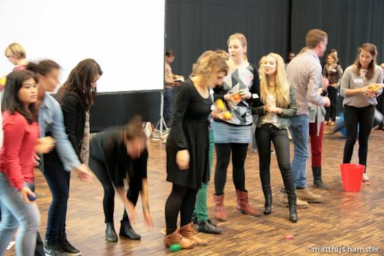 Liv_van_Berkum tijdens Careerwise Dreambuilders