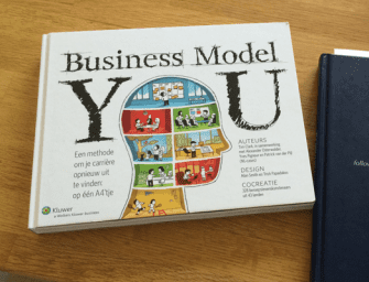 Business Model You – Mijn carrière op een A4tje