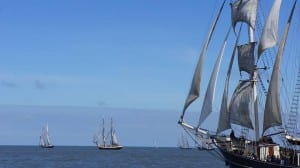Zeilboot Race of the Classics Young Professionals