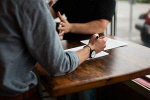 training effectief onderhandelen voor Young Professionals