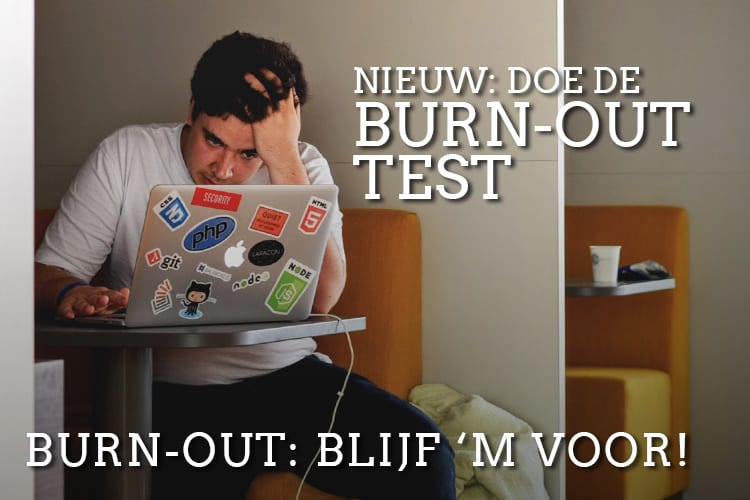burn-out test voor millennials careerwise.nl