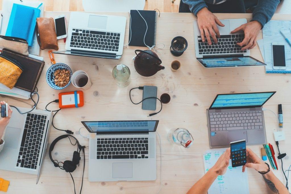 work-life balance behouden