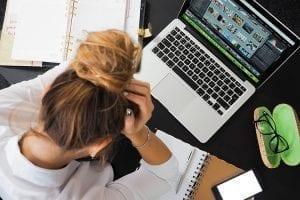 huilende werknemers - een teken voor een gezonde werksfeer