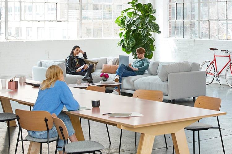 houd je kantoorbaan gezond - careerwise - young professionals - millennials - gezonde kantooromgeving