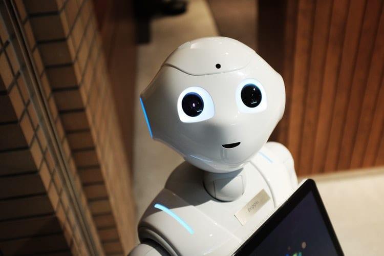 Een robot als baas