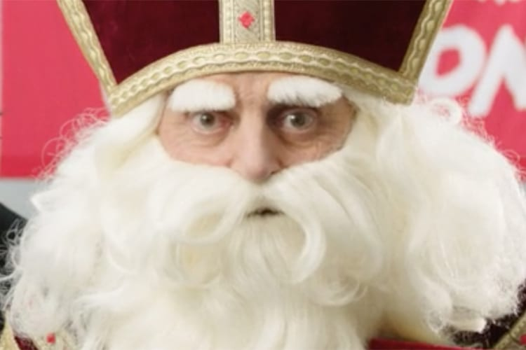 Decemberstress - Geven maakt gelukkig - Sanquin word bloeddonor - de sint zoekt je - sinthierbenik-