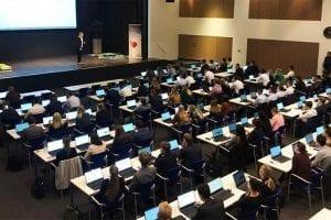 Masterclass Grip op je Tijd - Vivianne traint 140 Young Professionals