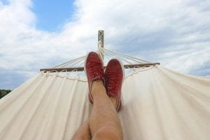 vakantie-is-goed-voor-je-carriere-by-Mateusz-Dach-pair-of-red-and-white-low-top-sneakers-914929