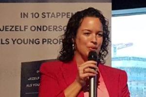 Een boek schrijven wat heeft het Sandra gebracht Sandra Pieterse