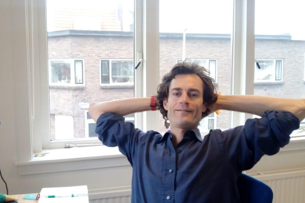 Geef jezelf zelfvertrouwen de power pose - Floris Valkema