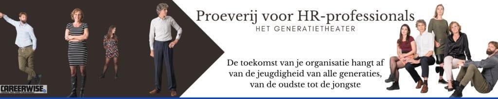 Het Generatietheater banner Careerwise.nl