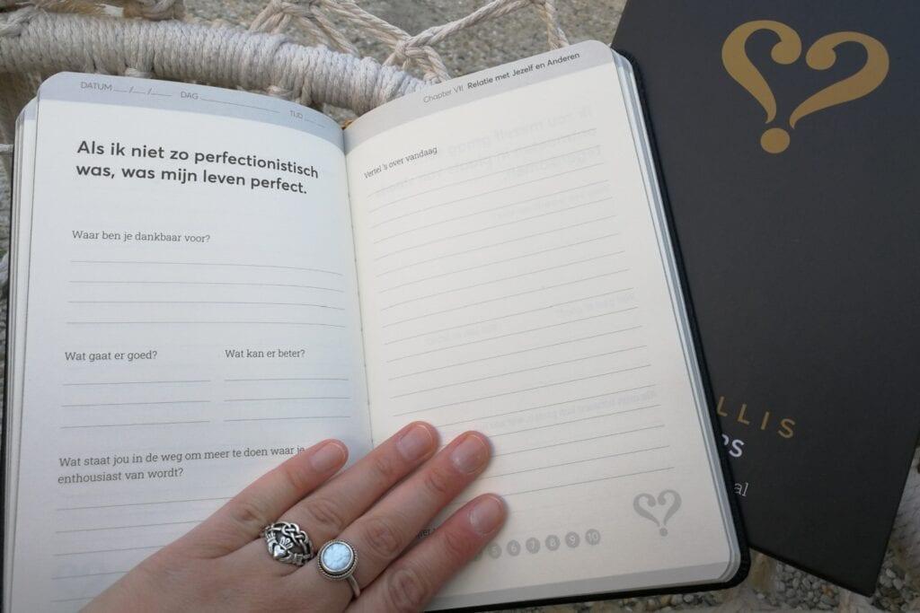 Dankbaarheidsdagboek - Vertellis - Chapters