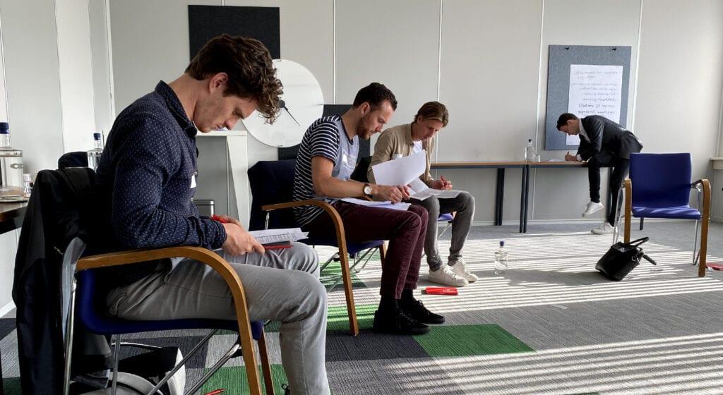 Workshops onderzoek millennials generatie z GenZ samenwerken feedback training