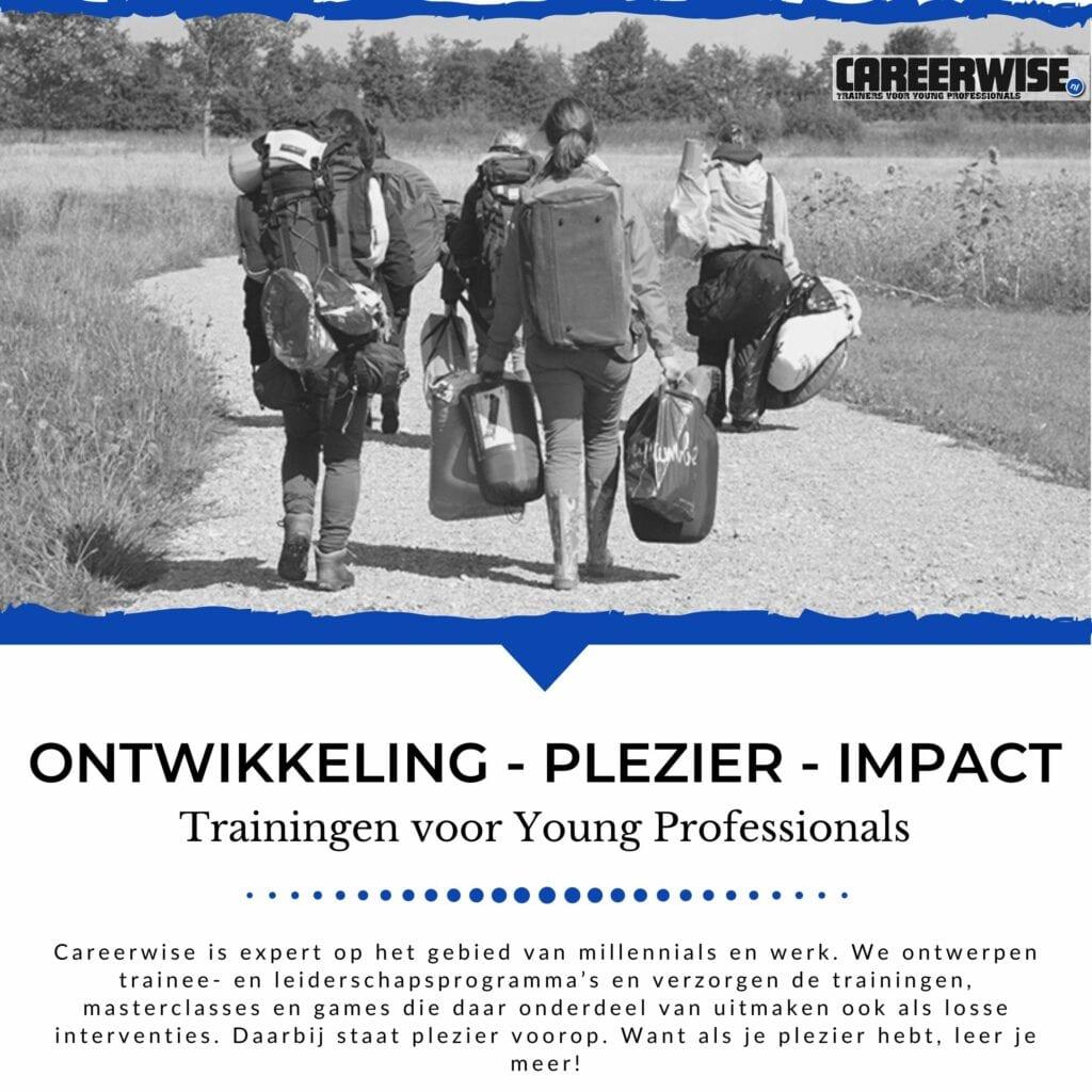 Social - Careerwise Trainingen voor Young Professionals